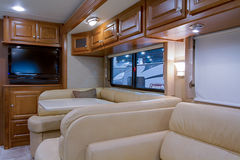 Motor home Royalty Free Stock Images