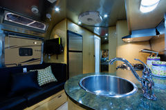 Motor home Royalty Free Stock Image