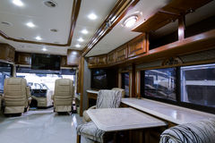 Motor home Stock Photo