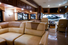 Motor home Royalty Free Stock Photos