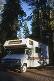 Motor Home Royalty Free Stock Photography