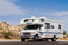 Motor home Stock Photos