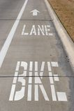 motor lane Zdjęcie Royalty Free