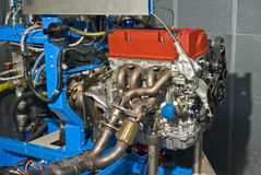 Motor moderno fotos de stock royalty free