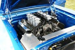 Motor-Motor Stockbild