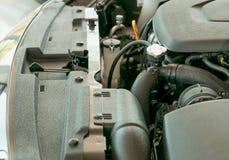 Motor (motor del coche) Imágenes de archivo libres de regalías