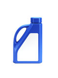 Motor Oil Bottle isolated 3d Stock Photography