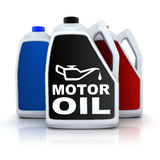 Motor oil Stock Photography