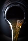 Motor oil Stock Image