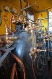Motor psto vapor Imagem de Stock