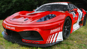 Motor Racing, Automobile, Racing Car Royalty Free Stock Images