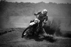 MOTOR racing,STANIMIR ILIEV royalty free stock image
