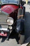 motor rally veteran Стоковое Изображение