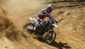 Motor-Rennen Lizenzfreie Stockfotos