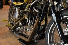 Motor restaurado imagen de archivo libre de regalías