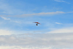 Motor Rogallo Flight Royalty Free Stock Images