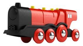 Motor rojo del juguete Fotos de archivo libres de regalías