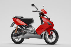 Motor scooter Stock Photos