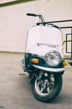 Motor scooter chezeta 502 Royalty Free Stock Images