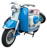 Motor Scooter, Puch, Vehicle Royalty Free Stock Images