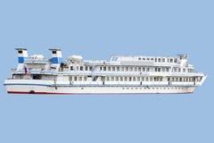 Motor ship Royalty Free Stock Image