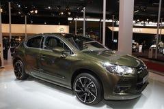 Citroen car at Bologna Motor Show Stock Photography