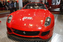 Ferrari motor car Royalty Free Stock Image