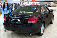 Motor show Royalty Free Stock Photo