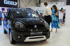 Motor show Stock Images