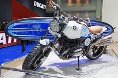 Motor show 2016 Royalty Free Stock Image