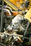 Sports car engine Stock Photos