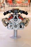 Motor of sport car formula Royalty Free Stock Images