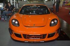 Motor Sport Show Stock Photos
