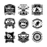 Motor-sport Vector Icons 23. Here is an awesome set of Motor Sport badges that you are sure to find very useful. Hope you really enjoy using them Stock Photos