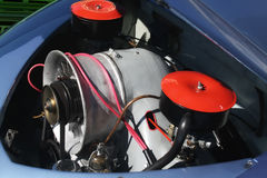 Motor Tatra 600 Tatraplan Arkivbild