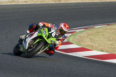 Motor Team Endurance de Calabria 24 horas de Catalunya Imagens de Stock Royalty Free