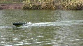 Motor Torpedo Boat stock footage