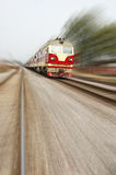 Motor train Stock Photography