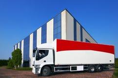 Motor Truck Stock Image