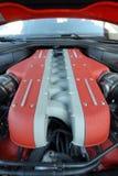 Motor V12 Royaltyfri Bild