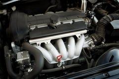 Motor van de moderne auto Royalty-vrije Stock Afbeeldingen