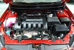 Motor van een auto Royalty-vrije Stock Foto