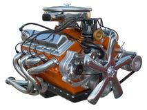 Motor van een auto vector illustratie