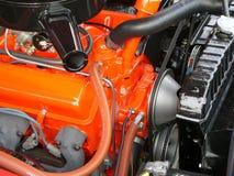 Motor van een auto Stock Afbeelding