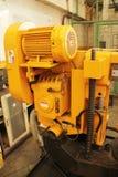 Motor van Machine Royalty-vrije Stock Foto's