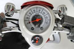 Motor Vehicle, Gauge, Motorcycle Accessories, Measuring Instrument Stock Photo