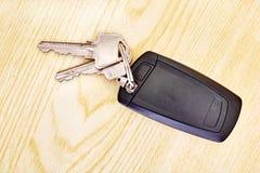 Motor Vehicle Keys Royalty Free Stock Photo