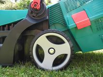 Motor Vehicle, Vehicle, Grass, Lawn stock image