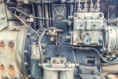 Motor velho Imagem de Stock Royalty Free