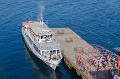 Motor vessel Stock Photography